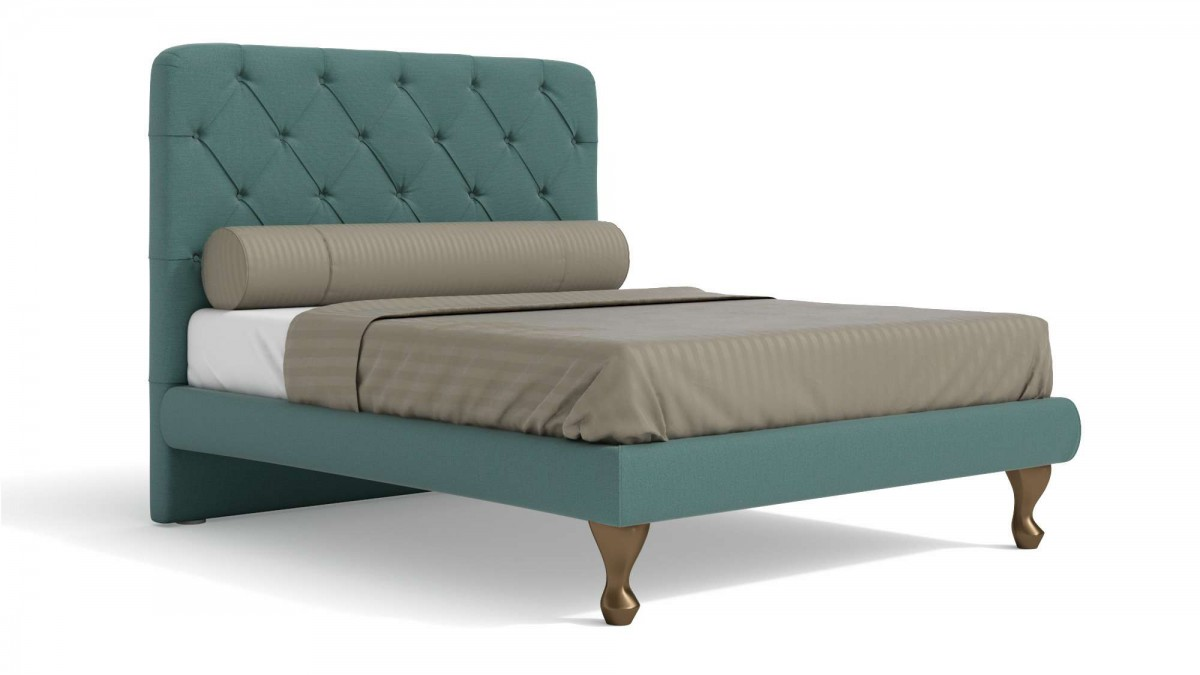 Bett CDI Collection Oslo Bed Green