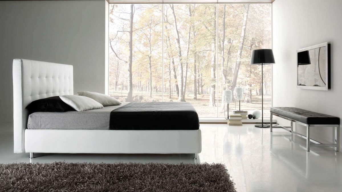 lit cdi collection piper bed white 2