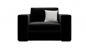 Fauteuil CDI Collection Babol Armchair Leather Black