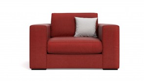 Fauteuil CDI Collection Babol Armchair Red