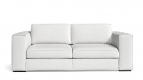 Canapè CDI Collection Babol Sofa Leater White 1