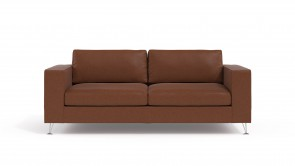 Canapé CDI Collection Arca Sofa Leather Brown