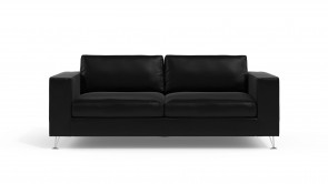 Canapé CDI Collection Arca Sofa Leather Black