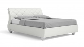 lit cdi collection ares bed white 2