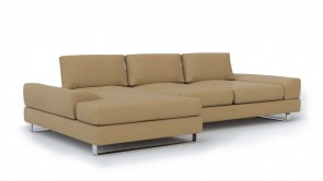 Canapé d'angle CDI Collection Bloom Corner Sofa Beige