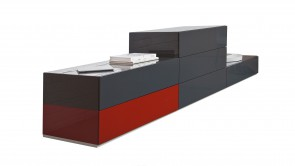 Commode CDI Collection Brix of Drawers 4