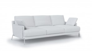 Canapé CDI Collection Chanel Sofa White