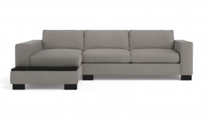 Canapé Modulaire CDI Collection Delta Corner Sofa Bed Light Grey