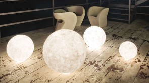 lampe d'exterieur ex moon 1 cdi collection