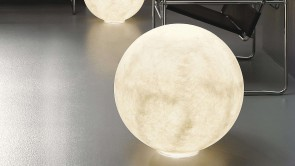lampe sur pied floor moon 1 cdi collection