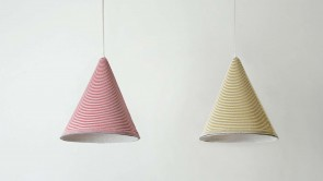 lampe suspension jazz stripe cdi collection