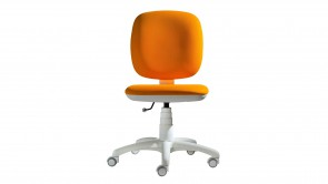 chaise de bureau cdi collection kappa orange oa321