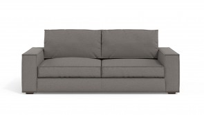 Convertible CDI Collection Long Island Sofa Bed Light Grey
