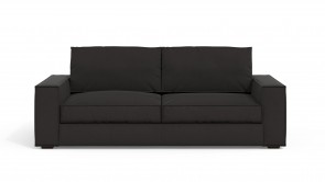 Convertible CDI Collection Long Island Sofa Bed Dark Grey