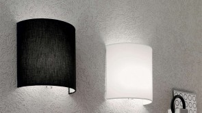 lampe applique cdi collection luna wall lamp