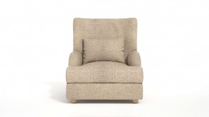 fauteuil cdi collection nelly armchair beige