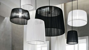 lampe suspension cdi collection organza lamp 3