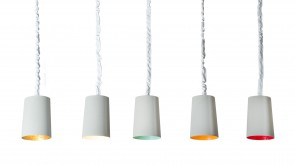 lampe suspension paint cemento cdi collection