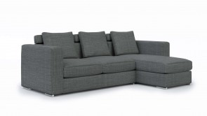 Canapé Modulaire CDI Collection Palermo Corner Sofa Grey