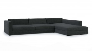 Canapé Modulaire CDI Collection Parma Corner Sofa Dark Grey