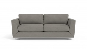 Convertible CDI Collection Romeo Sofa Bed Light Grey