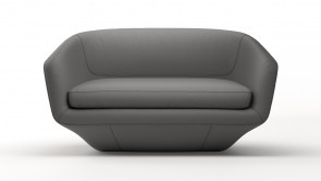 Sofa CDI Collection U Sofa Grey