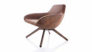 Fauteuil CDI Collection X Big Armchair 2050 Brown