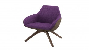 Fauteuil CDI Collection X Big Armchair 2050 Purple
