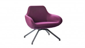 Fauteuil CDI Collection X Big Armchair 2051 Purple