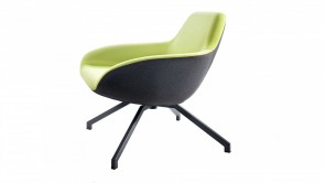 Fauteuil CDI Collection X Big Armchair 2051 Green
