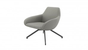 Fauteuil CDI Collection X Big Armchair 2051 Grey