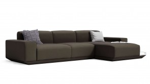 canapé modulaire cdi collection cube corner sofa brown 2