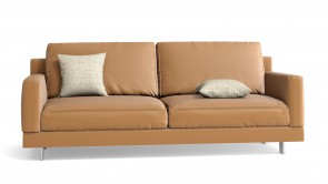 Canapé CDI Collection Elle Sofa Brown 1