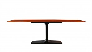 Table Sovet Palace Rectangular Rust