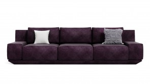 Canapé CDI Collection Wing Sofa Purple 1