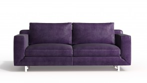 Canapé CDI Collection Alison Sofa Purple