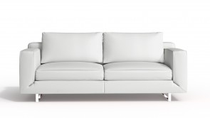 Canapé CDI Collection Alison Sofa Leather White