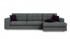 Canapé Modulaire CDI Collection Frame Corner Sofa Grey