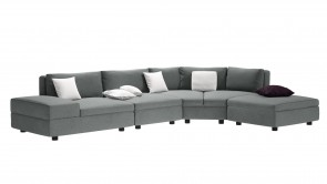 Canapé Modulaire CDI Collection Smart Corner Sofa Grey