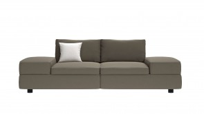 Canapé CDI Collection Smart Sofa Leather Beige
