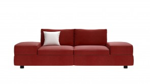 Canapé CDI Collection Smart Sofa Red