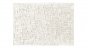 Tapis Dexhom Collection Cross Rug White 1