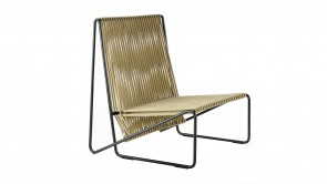 Fauteuil Rada Lounge Chair Hemp