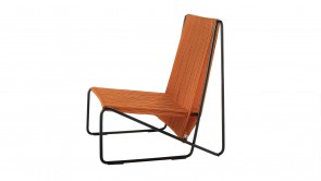 Fauteuil Rada Lounge Chair Orange