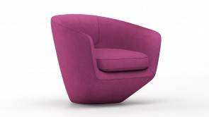 Fauteuil Dexhom Collection U Turn Purple