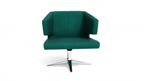Fauteuil CDI Collection Lotus Armchair Green