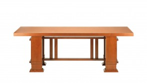 frank lloyd wright allen table 605 flw102