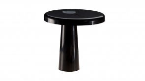 Lampe de table Martinelli Hoop Table Lamp Black