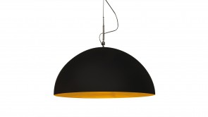 lampe suspension mezza luna black 1 cdi collection 1