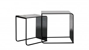Table Basse Sovet Nido Coffee Table Black 1